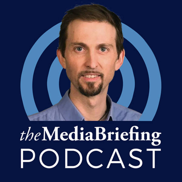 TheMediaBriefing: 'Beyond the Article' author Kevin Anderson