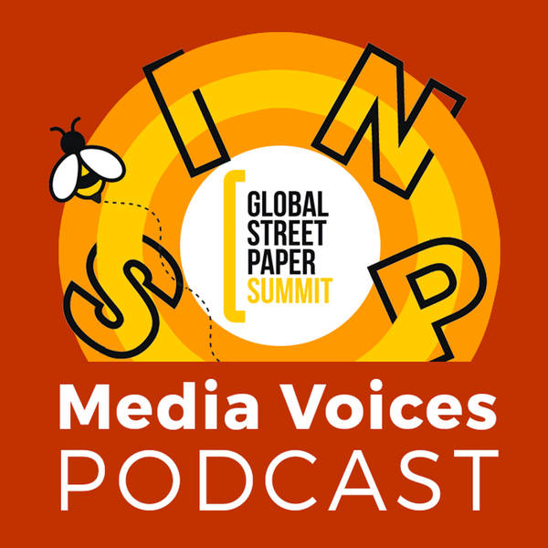 Media Voices: International Network of Street Papers special