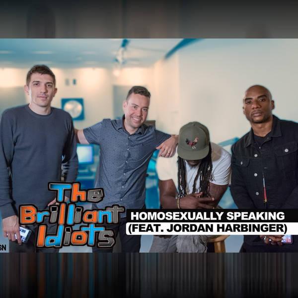 Homosexually Speaking (Feat. Jordan Harbinger)