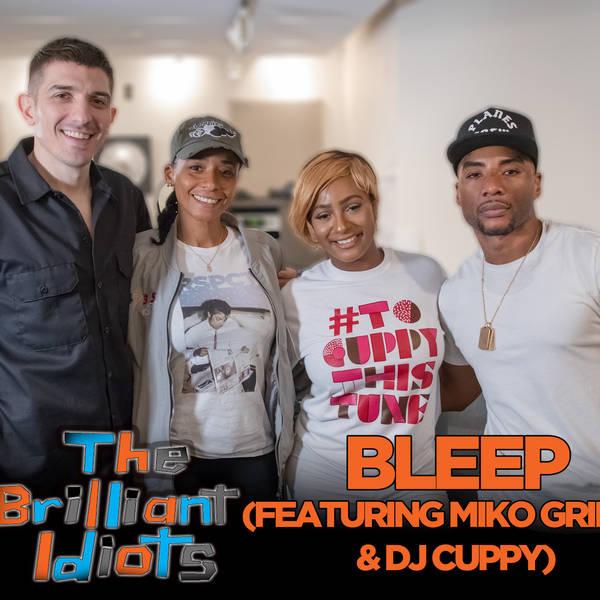BLEEP (Feat. Miko Grimes & DJ Cuppy)