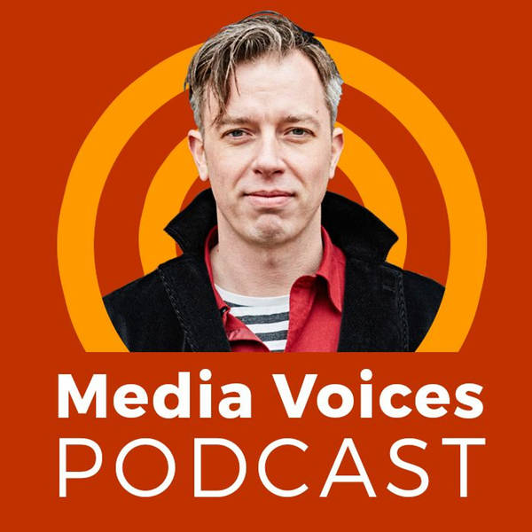 Media Voices: The Book Of Man founder Martin Robinson on promoting mental health online