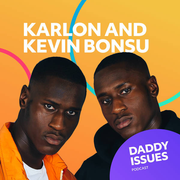 Kevin and Karlon Bonsu - The Flag Twins