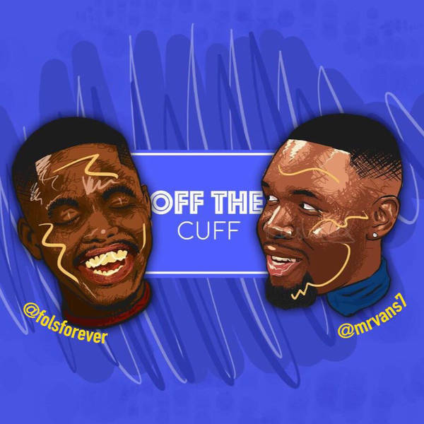OFF THE CUFF PODCAST image