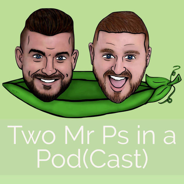 Two Mr Ps in a Pod(Cast) image