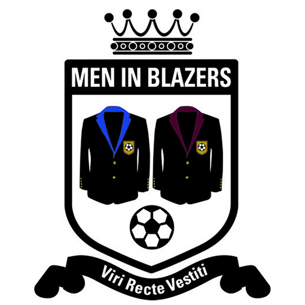 Men In Blazers image