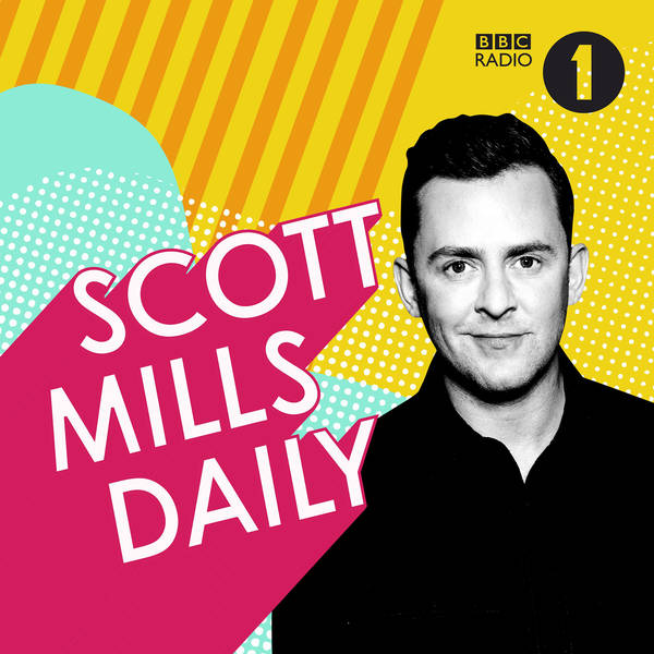 Radio 1's Scott Mills Daily Podcast image