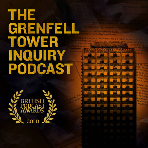 The Grenfell Tower Inquiry Podcast image