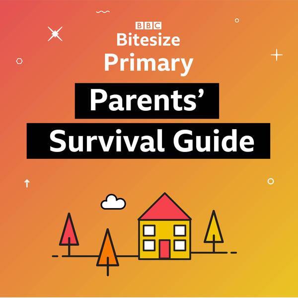 Bitesize Primary Parents' Survival Guide image