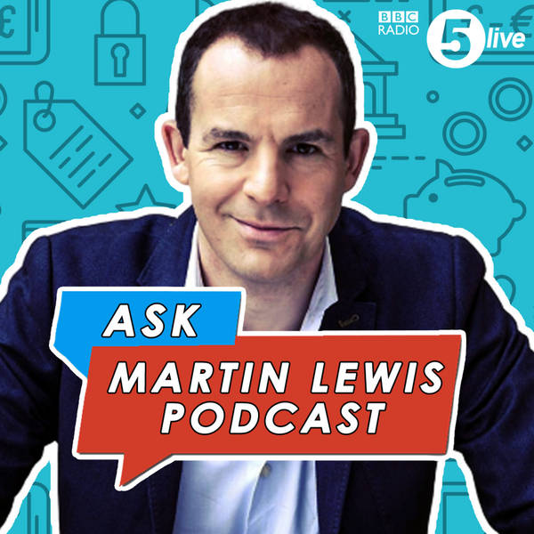 Ask Martin Lewis Podcast image