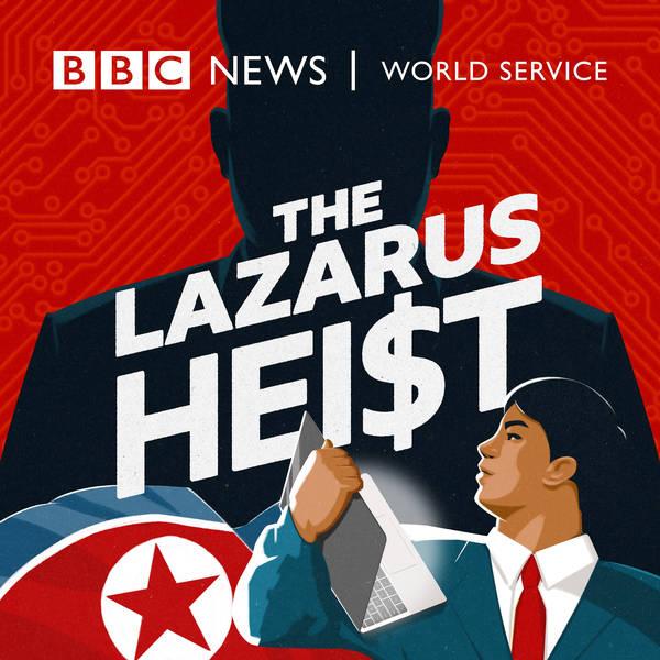 The Lazarus Heist image