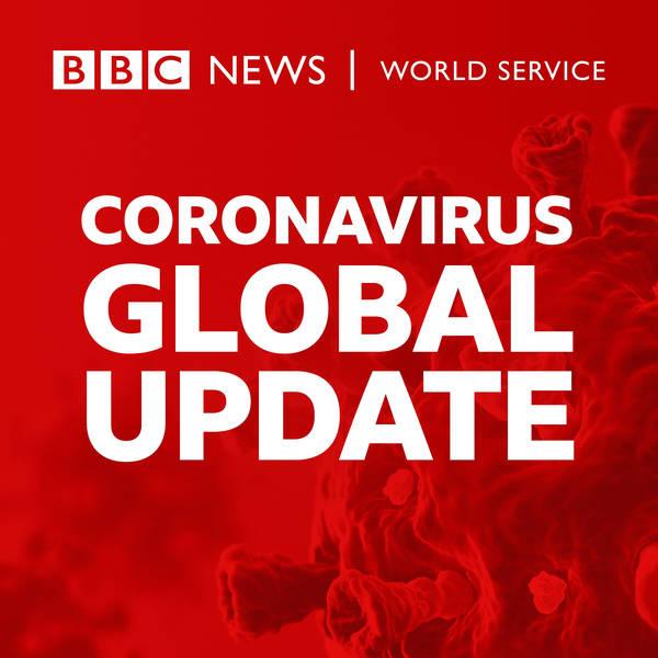 Coronavirus Global Update image