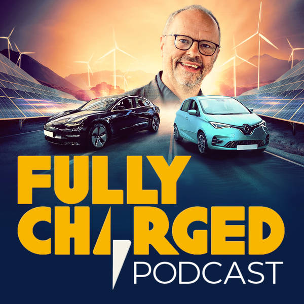 The Fully Charged Show Podcast image