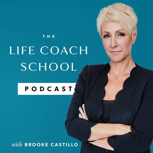 The Life Coach School Podcast image