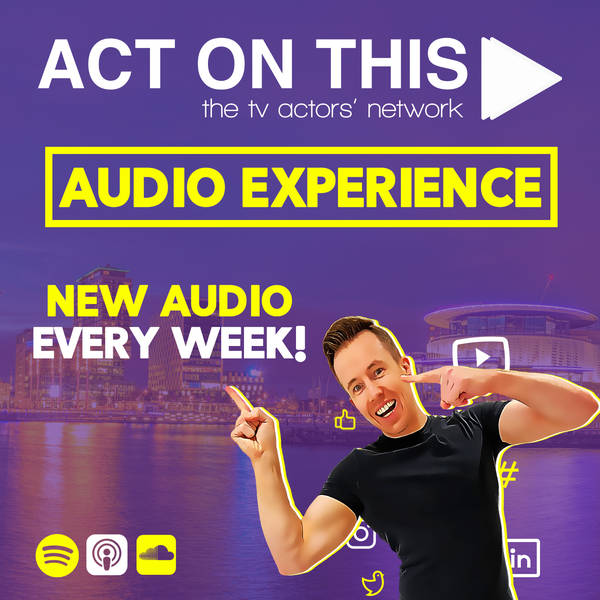 The ActOnThisTV Audio Experience image