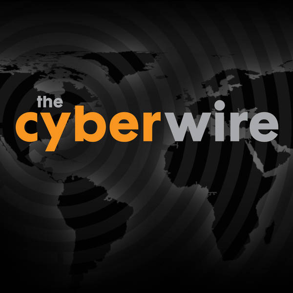 The CyberWire image