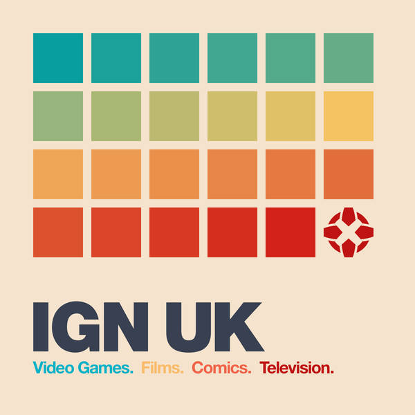 IGN UK Podcast image