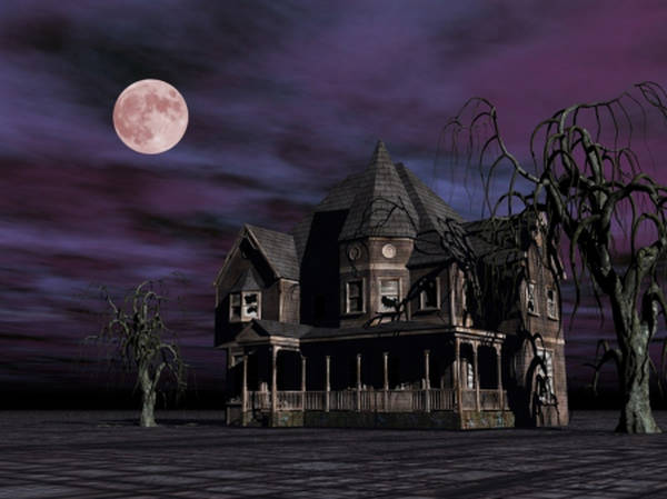 3 - What if I lived in a spooky, scary house? (Remastered)