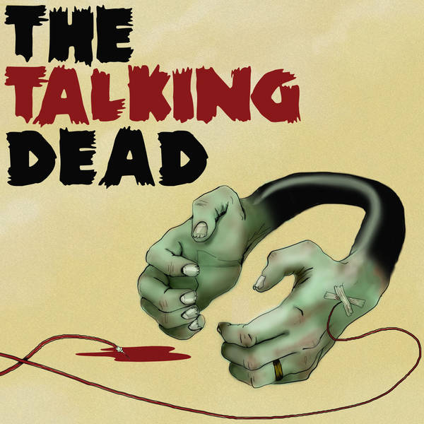 "Fear The Talking Dead #395: s4e16 ""…I Lose Myself"""