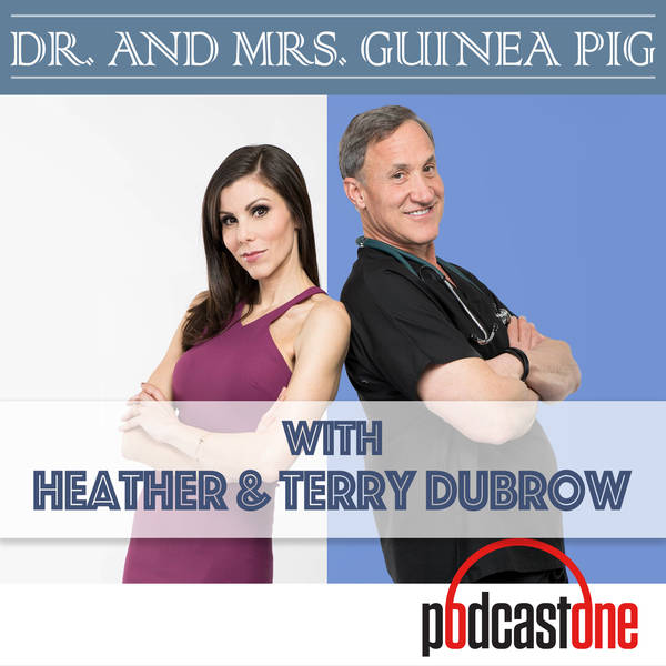 Dr. and Mrs. Guinea Pig with Heather and Terry Dubrow image
