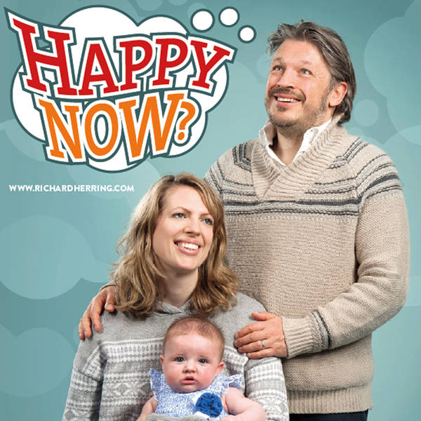 Richard Herring: Happy Now? image