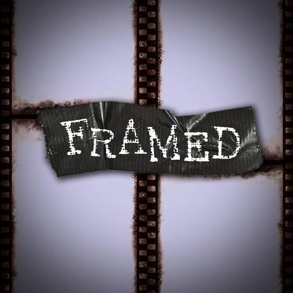 Framed image