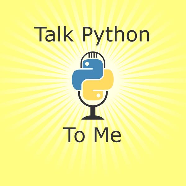 Talk Python To Me image