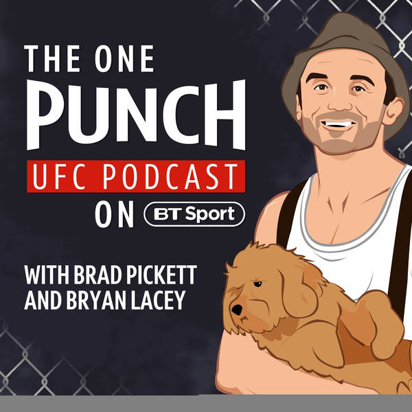 The One Punch UFC Podcast image