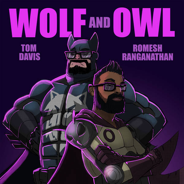 The Wolf & Owl Podcast Trailer!