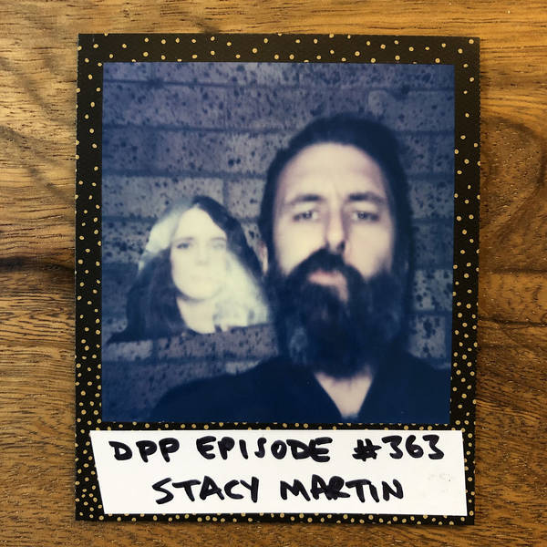 Stacy Martin •Distraction Pieces Podcast with Scroobius Pip #363