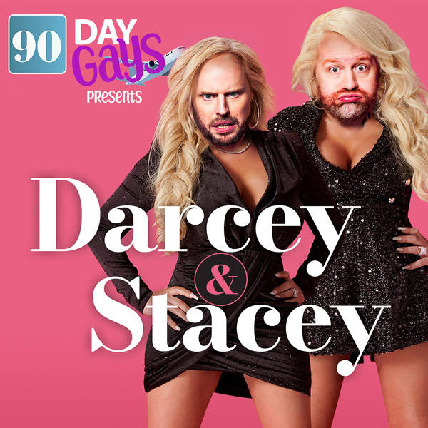 """DARCEY & STACEY: 0707 """"Race to the Altar"""""""