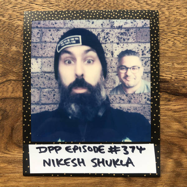 Nikesh Shukla •Distraction Pieces Podcast with Scroobius Pip #374