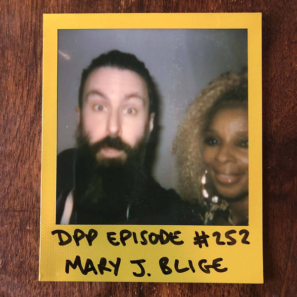 Mary J. Blige - Distraction Pieces Podcast with Scroobius Pip #252