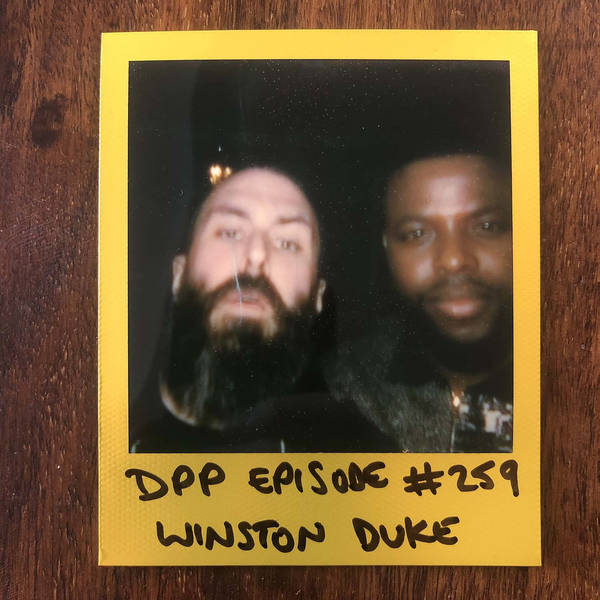 Winston Duke • Distraction Pieces Podcast with Scroobius Pip #259