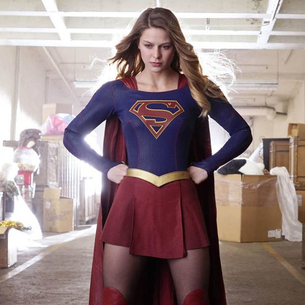 92: Supergirl Takes Her First Flight