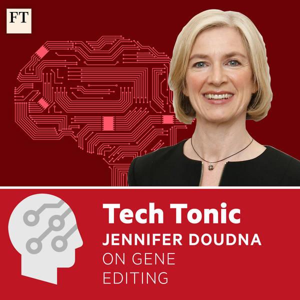 Jennifer Doudna on gene editing