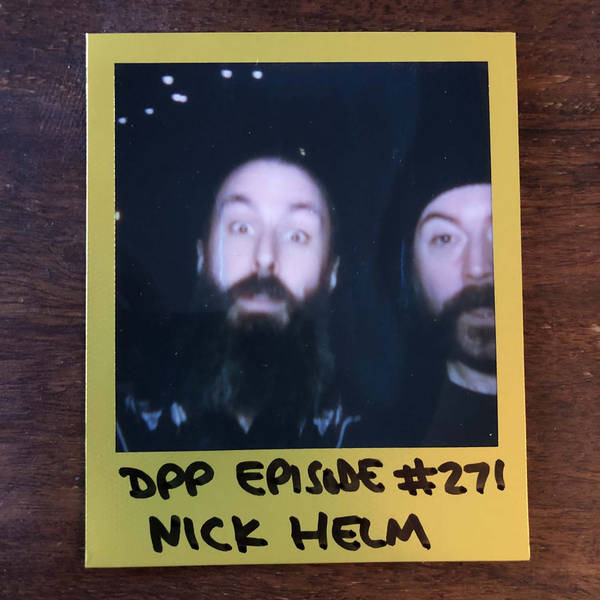 Nick Helm • Distraction Pieces Podcast with Scroobius Pip #271