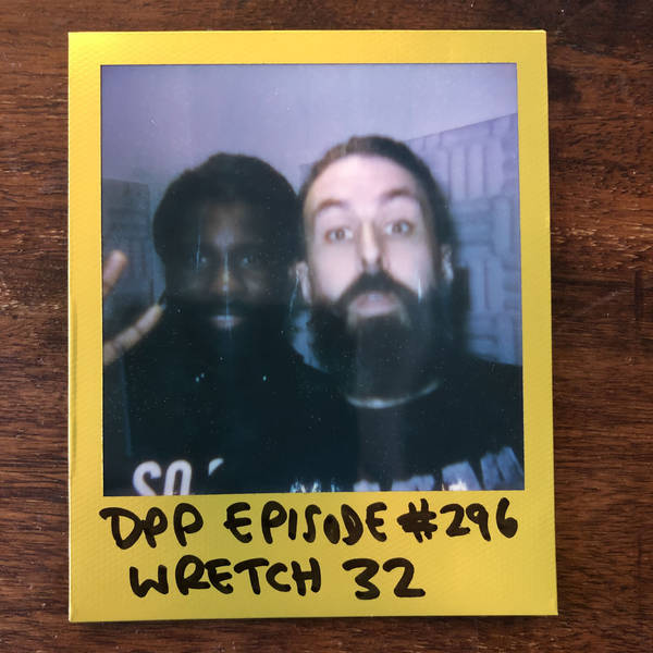 Wretch32 • Distraction Pieces Podcast with Scroobius Pip #296
