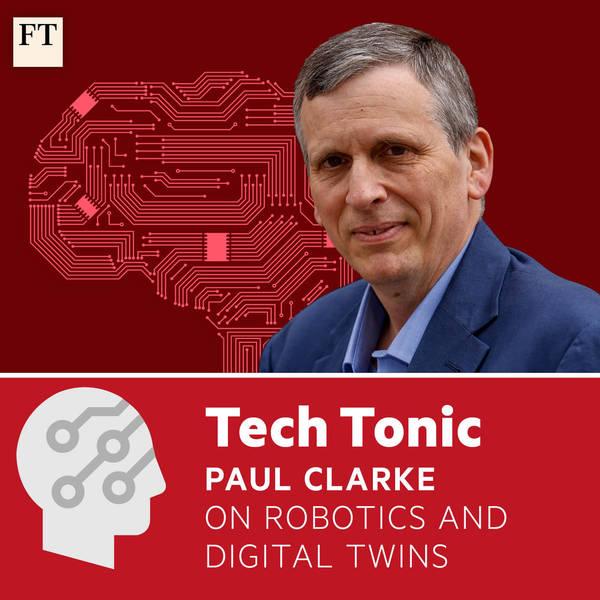 Paul Clarke on robotics and digital twins