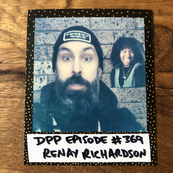 Renay Richardson • Distraction Pieces Podcast with Scroobius Pip #369
