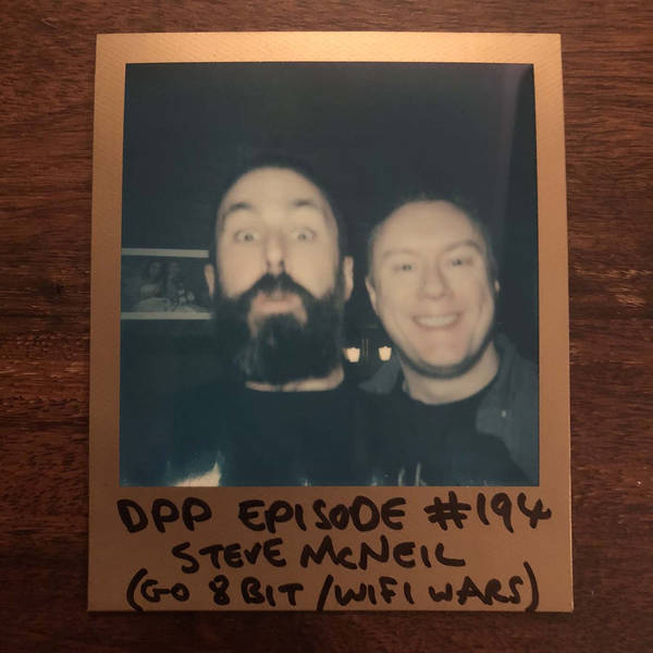 Steve McNeil - Distraction Pieces Podcast with Scroobius Pip #194
