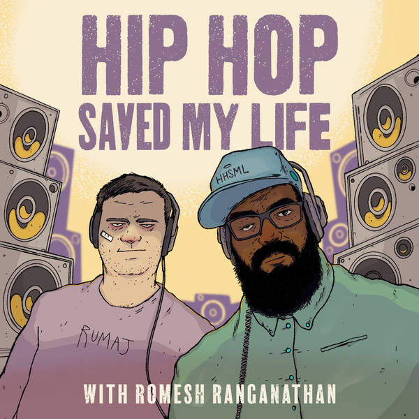 Hip Hop Saved My Life with Romesh Ranganathan image