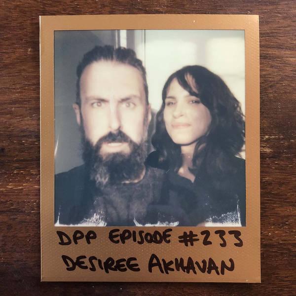 Desiree Akhavan - Distraction Pieces Podcast with Scroobius Pip #233