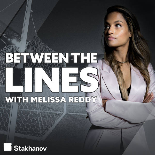 Between The Lines with Melissa Reddy image