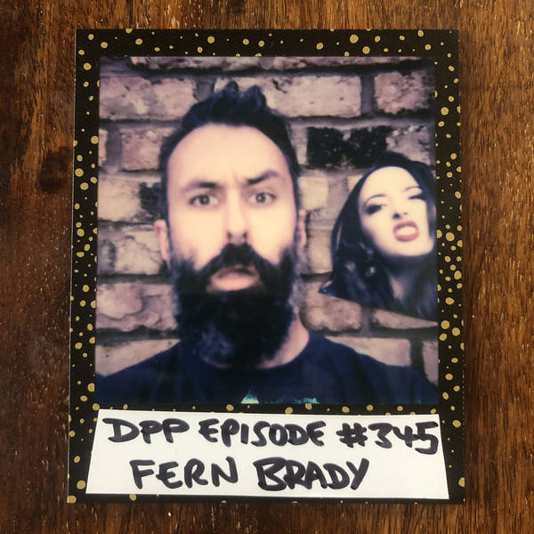 Fern Brady • Distraction Pieces Podcast with Scroobius Pip #345