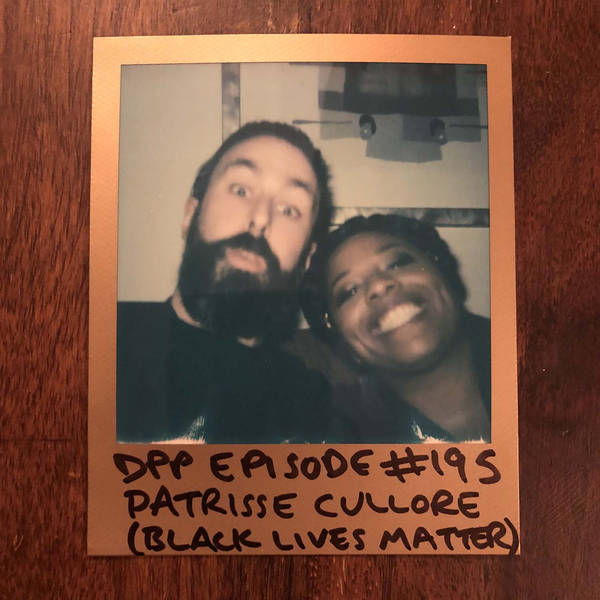 Patrisse Cullors - Distraction Pieces Podcast with Scroobius Pip #195