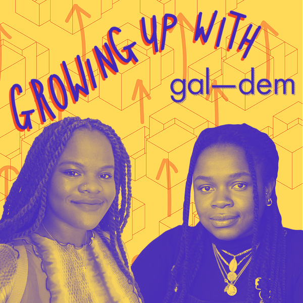 Growing up with gal-dem image