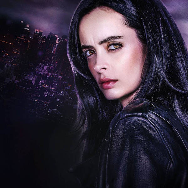96: The Marvel-ous Jessica Jones