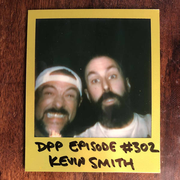 Kevin Smith • Distraction Pieces Podcast with Scroobius Pip #302