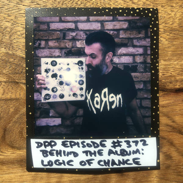 Behind The Album: The Logic Of Chance (2010) • Distraction Pieces Podcast with Scroobius Pip #372