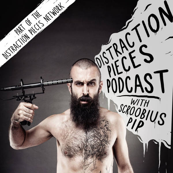 Distraction Pieces Podcast with Scroobius Pip image